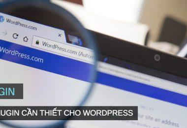 plugin cho wordpress