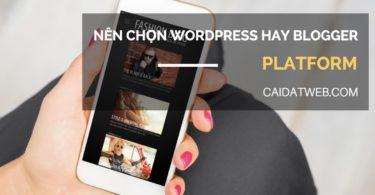 blogger hay wordpress