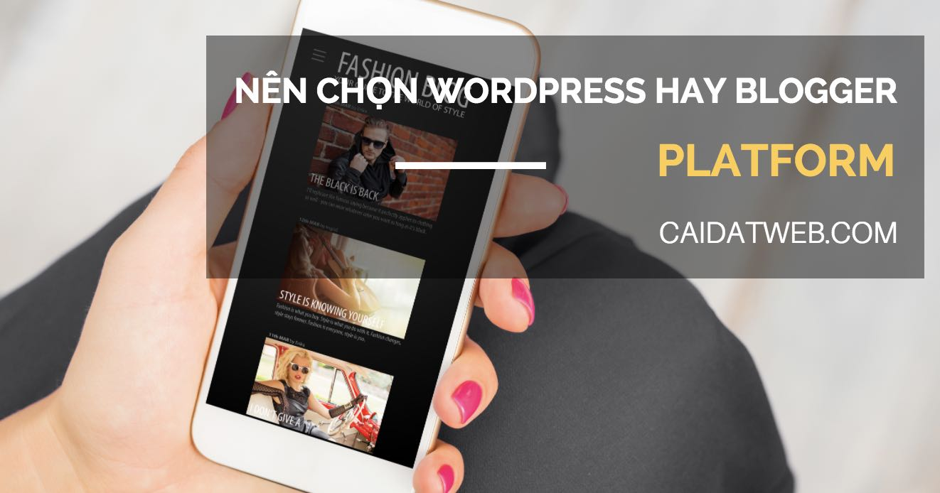 blogger hay wordpress