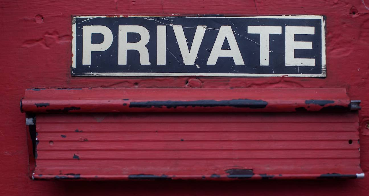 Privacy Protection Domain Free