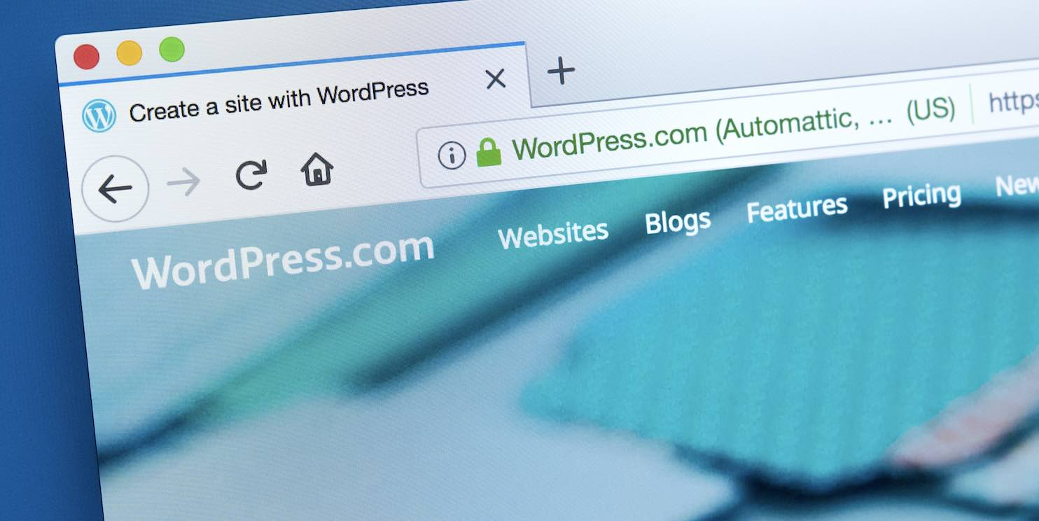 tao trang blog du lich voi wordpress