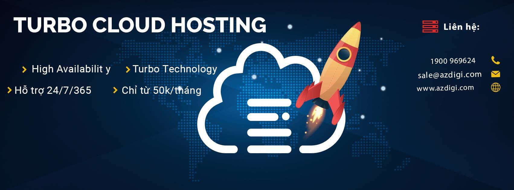 cloud hosting azdigi