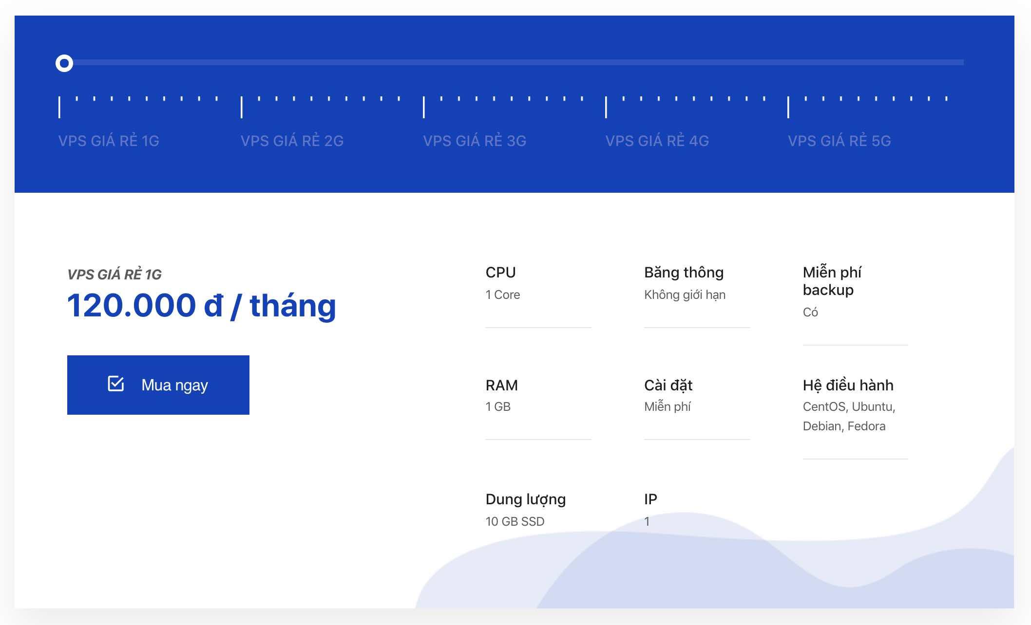 Đánh giá VPS Azdigi: Xứng đáng số 1 Việt Nam