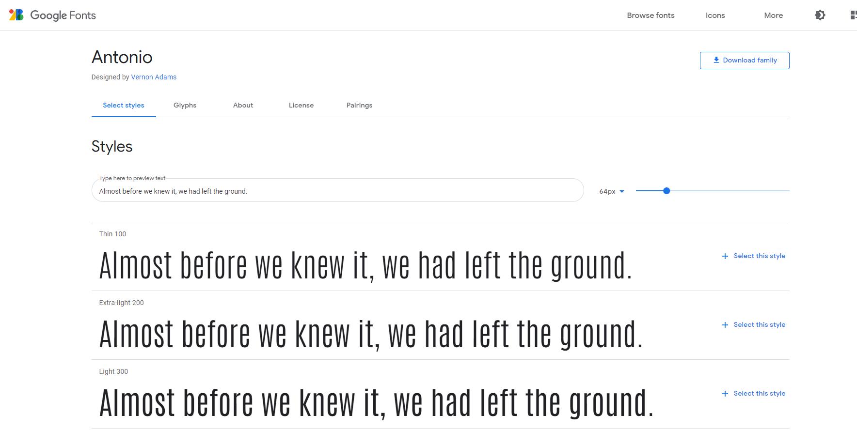 thay doi font chu wordpress